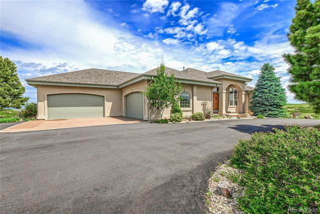 3678 Castle Butte Drive, Castle Rock, CO 80109 (#2970127) :: My Home Team