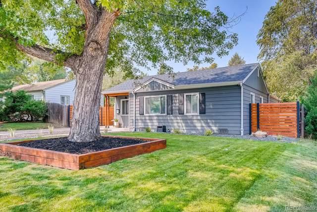 3423 S Eudora Street, Denver, CO 80222 (#2970277) :: Signature Realty, Inc.