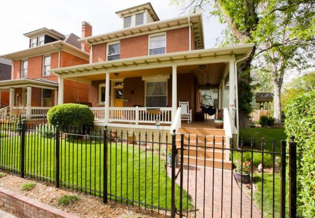 215 W 2nd Avenue, Denver, CO 80223 (#2970338) :: Bring Home Denver