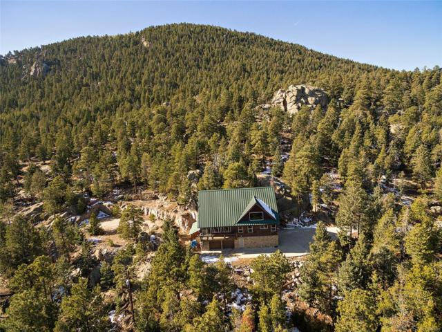8855 Eagle Cliff Road, Conifer, CO 80433 (#2970423) :: Berkshire Hathaway Elevated Living Real Estate