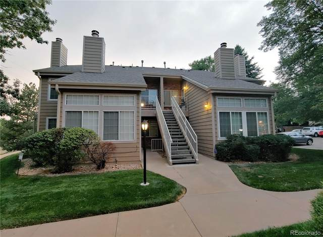 884 S Reed Court H, Lakewood, CO 80226 (#2970969) :: Compass Colorado Realty