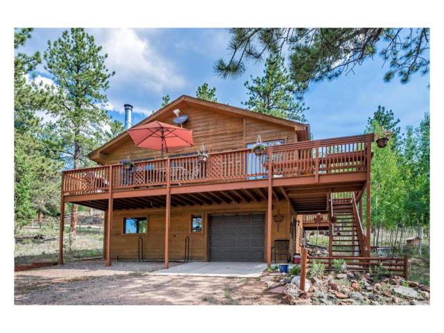 371 Hall Road, Bailey, CO 80421 (MLS #2971044) :: 8z Real Estate