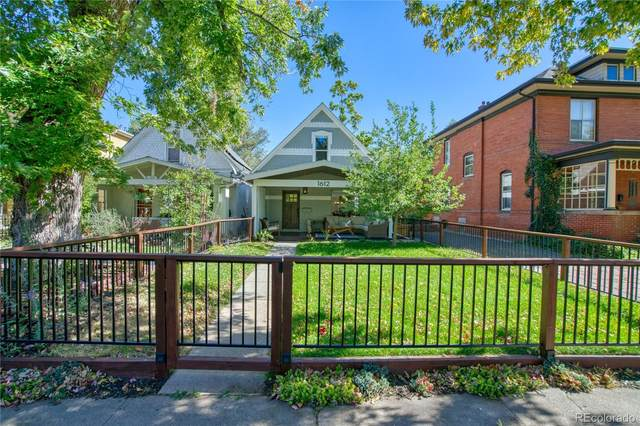 1612 S Logan Street, Denver, CO 80210 (#2971367) :: James Crocker Team