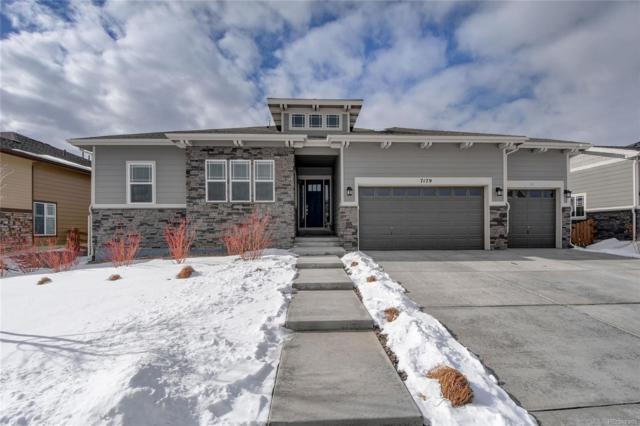7179 S Riverwood Way, Aurora, CO 80016 (#2971387) :: Ben Kinney Real Estate Team