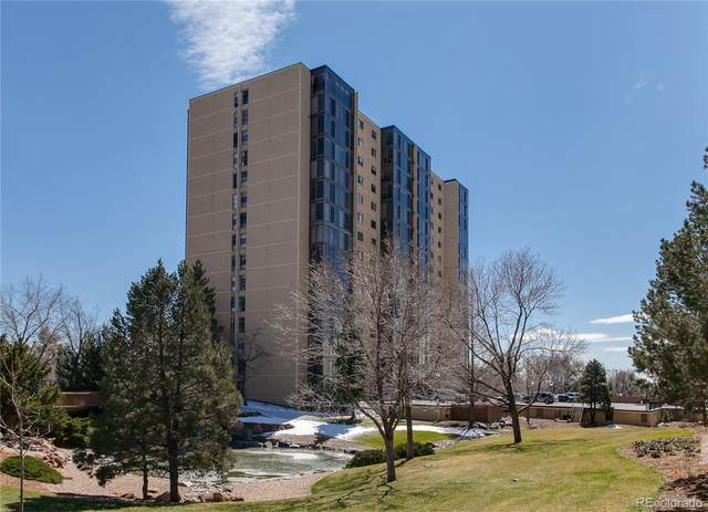 7877 E Mississippi Avenue #201, Denver, CO 80247 (#2971393) :: Compass Colorado Realty
