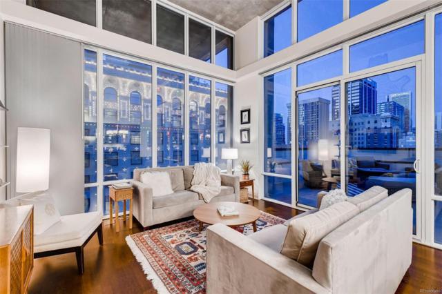 891 14th Street #908, Denver, CO 80202 (#2971446) :: The Peak Properties Group