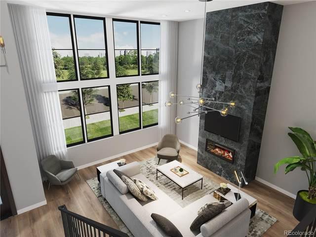 838 N Ash Street #4, Denver, CO 80220 (#2972011) :: Wisdom Real Estate