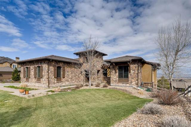 10817 Backcountry Drive, Highlands Ranch, CO 80126 (MLS #2972502) :: Wheelhouse Realty