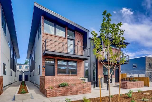 2478 S Delaware Street #6, Denver, CO 80223 (MLS #2972730) :: 8z Real Estate