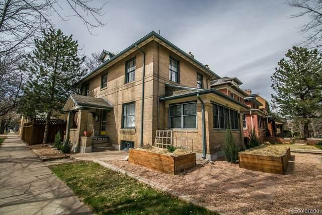 801 N Marion Street, Denver, CO 80218 (#2972944) :: The Gilbert Group