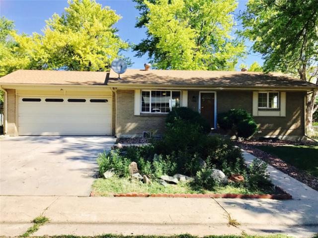 1369 W 102nd Avenue, Northglenn, CO 80260 (#2973260) :: The Griffith Home Team