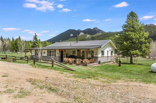 104 Mountain House Road, Black Hawk, CO 80422 (#2973263) :: The Griffith Home Team