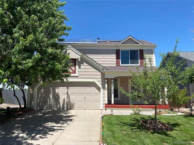 21173 E 47th Avenue, Denver, CO 80249 (MLS #2973292) :: 8z Real Estate