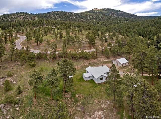 5572 Little Cub Creek Road, Evergreen, CO 80439 (#2974210) :: Arnie Stein Team | RE/MAX Masters Millennium