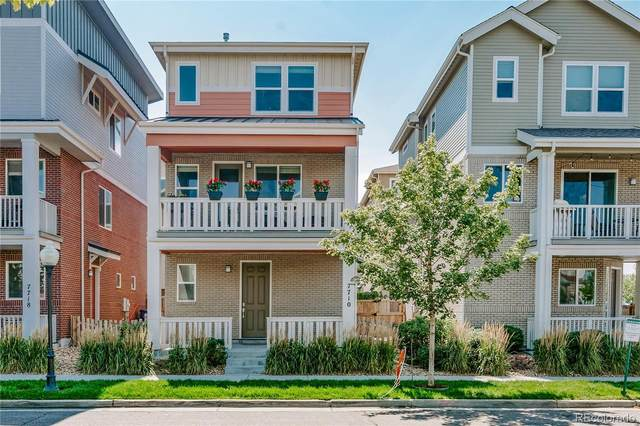 7710 E Academy Place, Denver, CO 80230 (MLS #2974920) :: 8z Real Estate