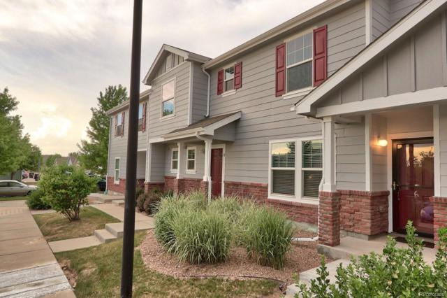 19154 E 57th Place C, Denver, CO 80249 (#2974954) :: Sellstate Realty Pros