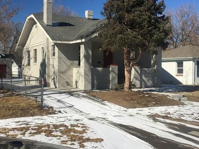 3629 N Josephine Street, Denver, CO 80205 (#2975331) :: Realty ONE Group Five Star