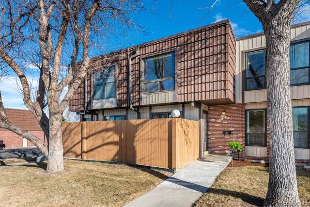 9474 W Utah Place, Lakewood, CO 80232 (#2975593) :: Relevate | Denver