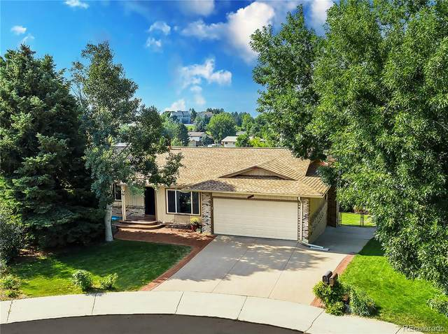 2230 S Beech Court, Lakewood, CO 80228 (#2975790) :: The DeGrood Team