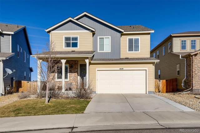 4049 Trail Stone Circle, Castle Rock, CO 80108 (#2976116) :: Finch & Gable Real Estate Co.