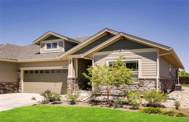 19479 E Quincy Place, Aurora, CO 80015 (#2976362) :: The Galo Garrido Group