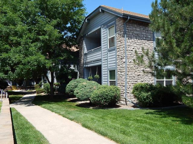 8015 W Eastman Place #206, Lakewood, CO 80227 (MLS #2976745) :: 8z Real Estate