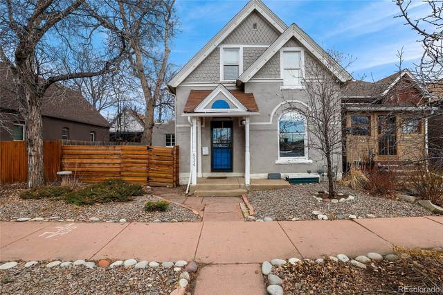 534 Delaware Street, Denver, CO 80204 (#2976850) :: The Griffith Home Team