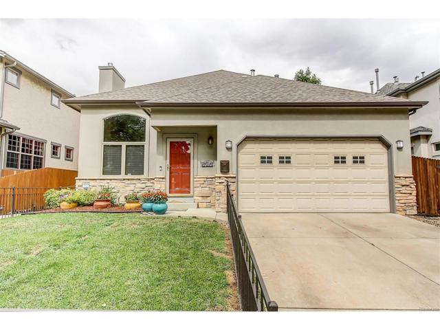 2141 S Clarkson Street, Denver, CO 80210 (MLS #2976943) :: 8z Real Estate