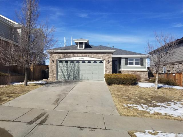 24305 E Wagon Trail Avenue, Aurora, CO 80016 (MLS #2977225) :: 8z Real Estate