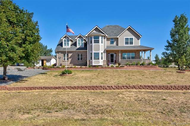 30133 E 165th Avenue, Brighton, CO 80603 (#2977382) :: The Brokerage Group