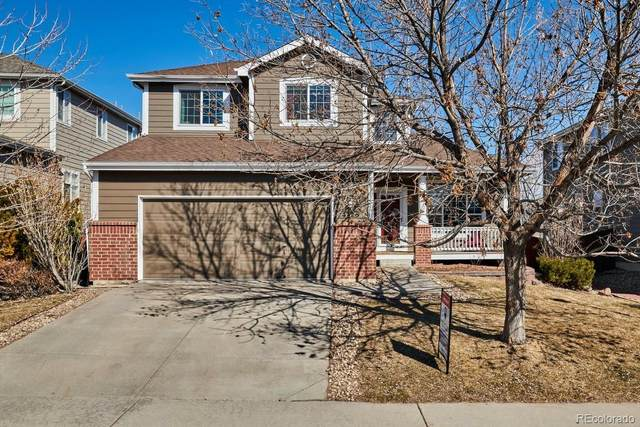 4725 Whitehall Lane, Highlands Ranch, CO 80126 (#2977389) :: The Harling Team @ Homesmart Realty Group