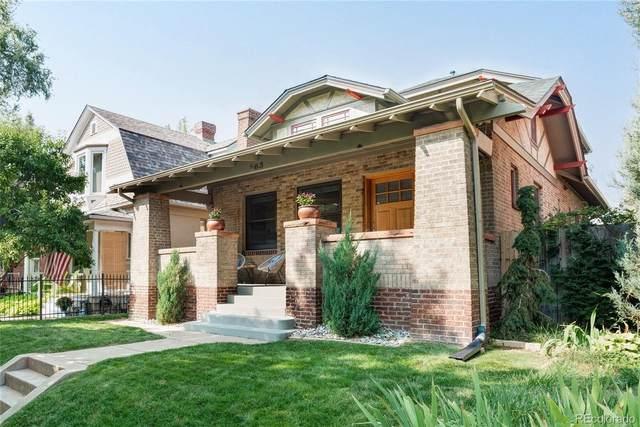 563 N Emerson Street, Denver, CO 80218 (#2977552) :: Symbio Denver