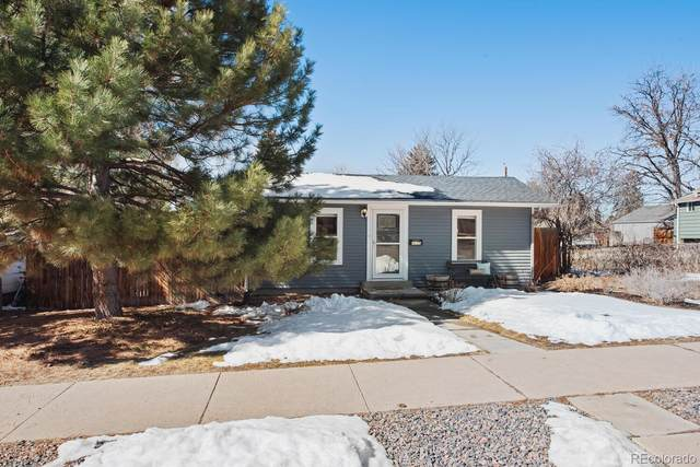 3175 S Pennsylvania Street, Englewood, CO 80113 (#2977620) :: iHomes Colorado