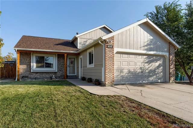 409 Edgewood Drive, Loveland, CO 80538 (MLS #2977633) :: Kittle Real Estate
