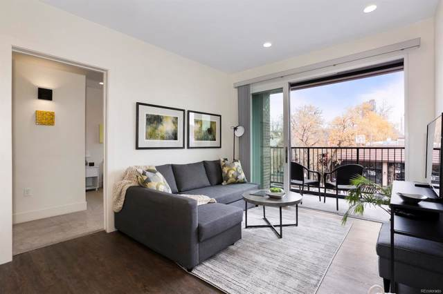 431 E Bayaud Avenue #205, Denver, CO 80209 (#2977683) :: Real Estate Professionals