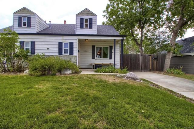 2440 Benton Street, Edgewater, CO 80214 (MLS #2978191) :: 8z Real Estate