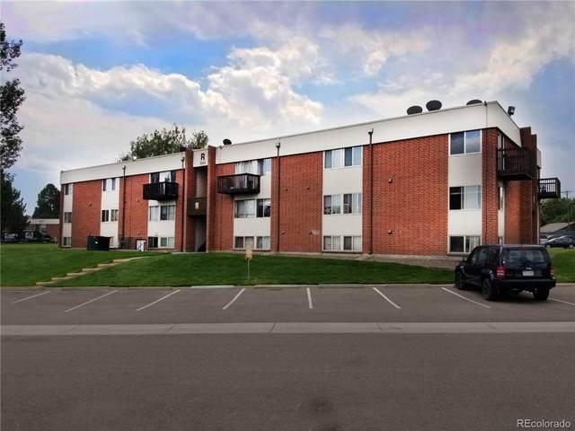 3643 S Sheridan Boulevard #24, Lakewood, CO 80235 (#2978640) :: Real Estate Professionals