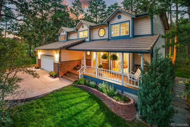 1230 Fawnwood Road, Monument, CO 80132 (#2978933) :: The DeGrood Team