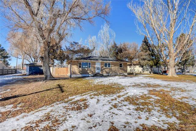 17565 County Road 16, Fort Morgan, CO 80701 (#2979066) :: The DeGrood Team