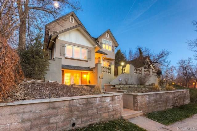 1380 S Downing Street, Denver, CO 80210 (#2979508) :: milehimodern