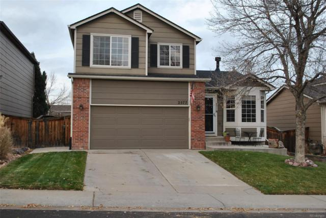 2577 Foothills Canyon Court, Highlands Ranch, CO 80129 (#2980234) :: The Heyl Group at Keller Williams