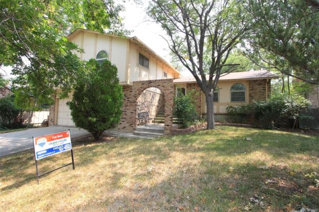 9120 Garrison Street, Westminster, CO 80021 (#2980312) :: The City and Mountains Group