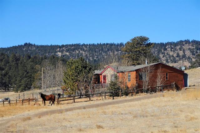 36 Valley Circle, Florissant, CO 80816 (MLS #2980378) :: 8z Real Estate