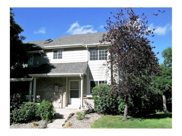 1470 S Quebec Way #43, Denver, CO 80231 (MLS #2980625) :: 8z Real Estate