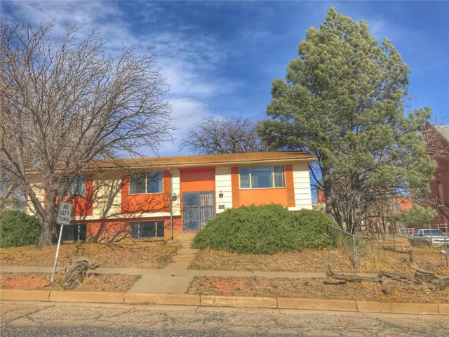 112 Main Street, Walsenburg, CO 81089 (#2980685) :: Structure CO Group