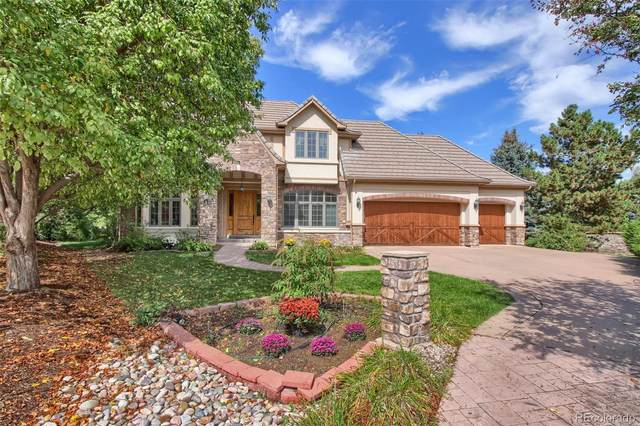 9 Foxtail Circle, Cherry Hills Village, CO 80113 (MLS #2980942) :: 8z Real Estate