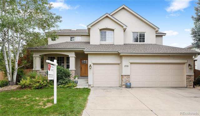 2720 Odell Drive, Erie, CO 80516 (#2980948) :: THE SIMPLE LIFE, Brokered by eXp Realty