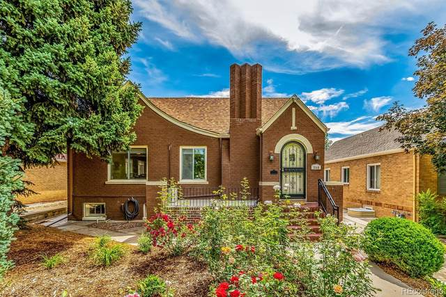 1540 Ivy Street, Denver, CO 80220 (#2981021) :: The DeGrood Team