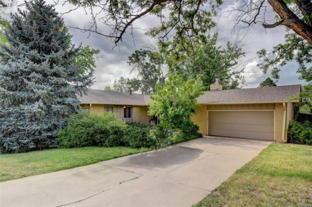 2409 W Quinn Avenue, Littleton, CO 80120 (#2981063) :: The Heyl Group at Keller Williams