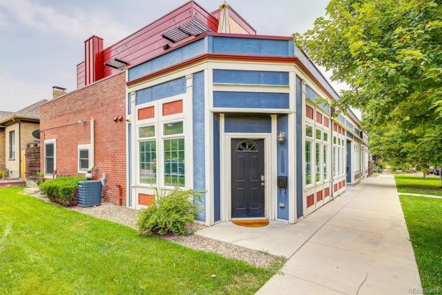 1630 E 25th Avenue, Denver, CO 80205 (#2981187) :: The HomeSmiths Team - Keller Williams